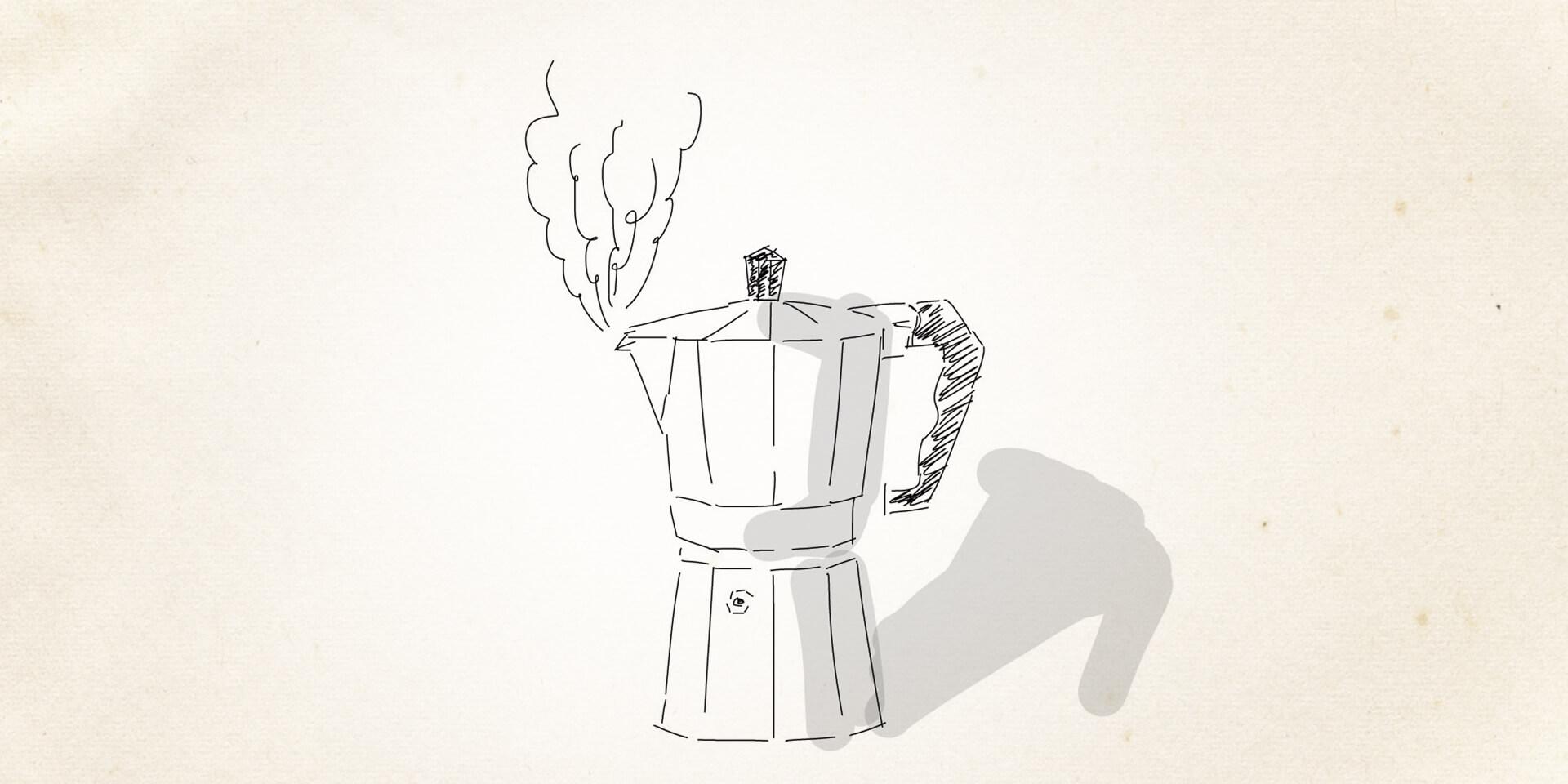 Espresso Kanne