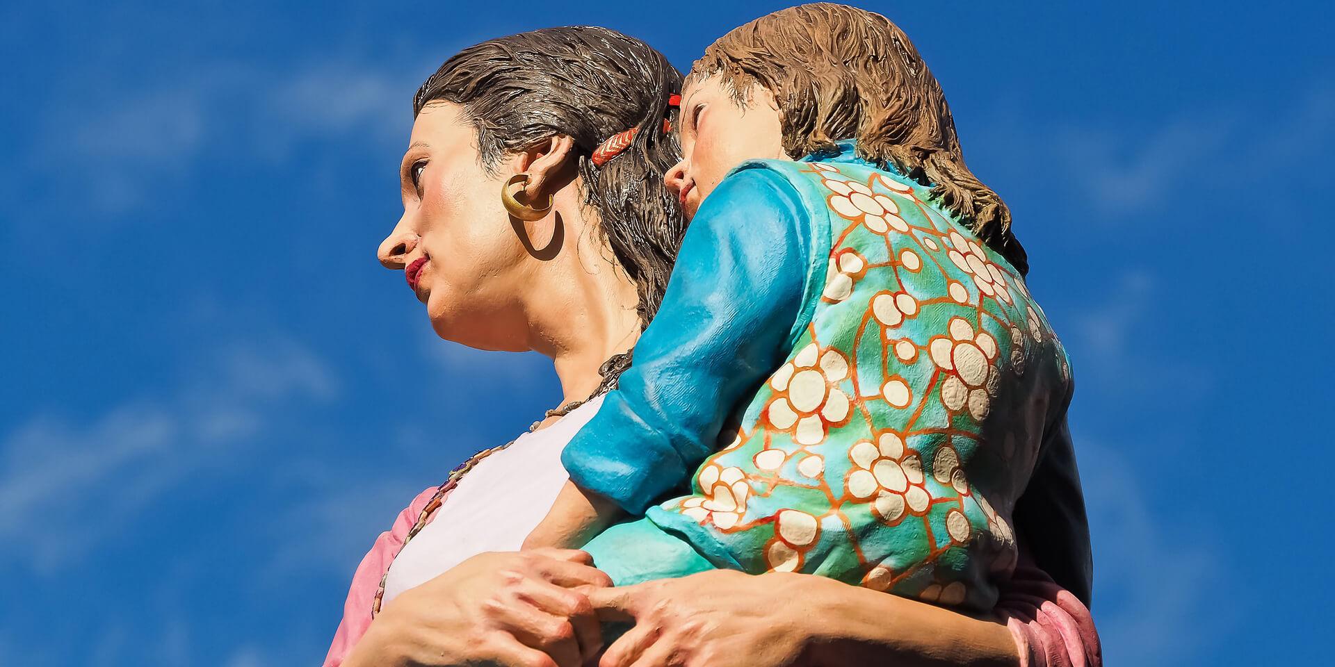 Standbild: Mutter mit Tochter